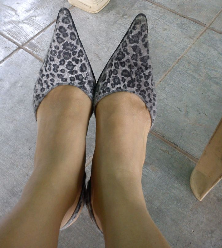 Quirky 'Formal' Footwear