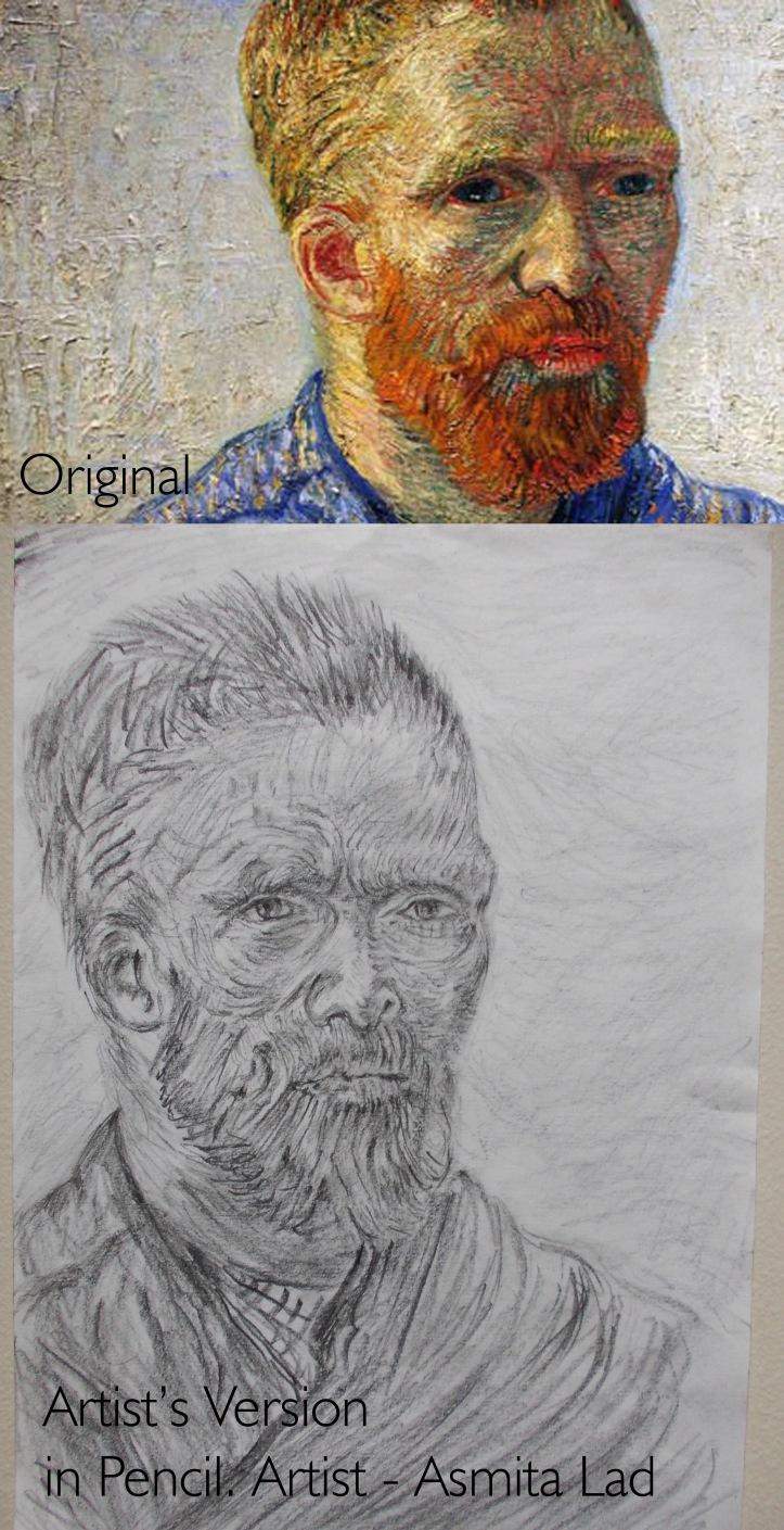 Pencil Vincent