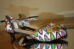 Pretty footwear