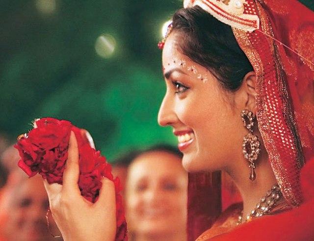Yami Gautam's Bengali wedding in the movie, Vicky Donor, really impressed me